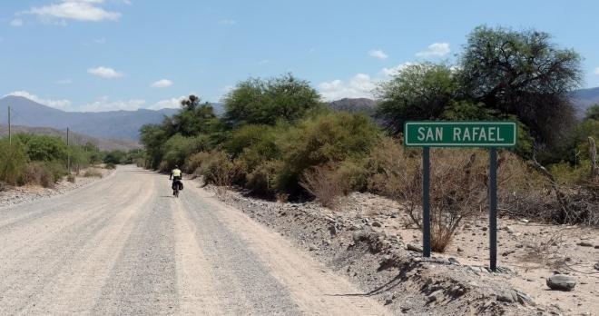 Bem vindo a San Rafael! #SQN