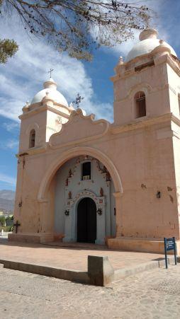Igreja de Seclantás